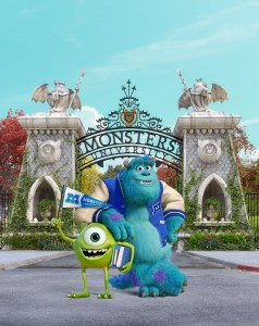 mike and sulley at mu