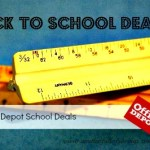 Back To School Supplies – Staples + Office Depot