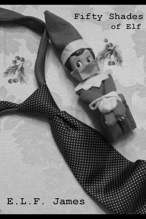 50 shades of elf on the shelf