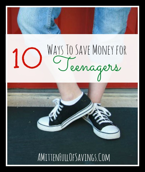 How To Save Money As A Teen 56
