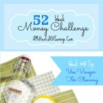 52 Money Save Ways: Week 18: Use Vinegar