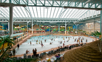 Kalahari Resort & Waterpark- Just $75- $100 per night!
