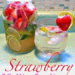 Refreshing Strawberry Mojito Spritzers for Summer