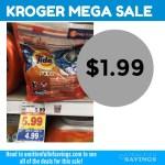 Kroger MEGA Deal: Tide Pods Deal $1.99