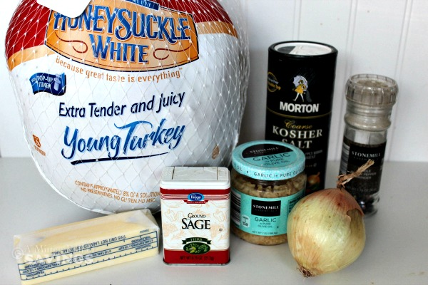 turkey ingredients
