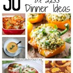 30 Dinner Ideas with 5 Ingredients or Less