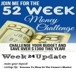 52 Week Money Challenge: Reasons To Shop At The Farmer's Market