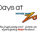Zoo Days At Potter Park Zoo! | Get Voucher at Meijer