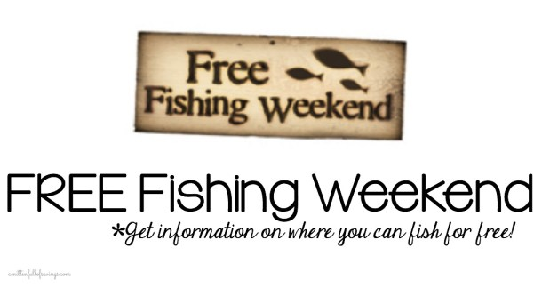 free things to do michigan, lovelansing, things to do in lansing, free fishing weekend