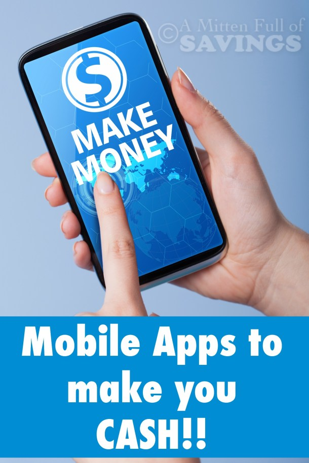 Mobile Apps To Help You Save Money