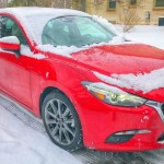 Winter Experience in the Mazda CX-3