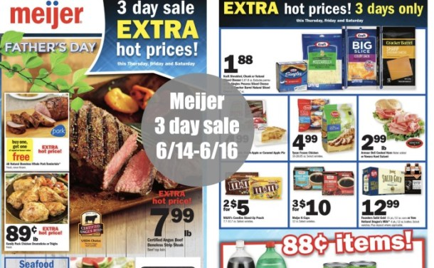 help us continue to grow by sharing the deals with those you know that are meijer shoppers also take a moment to sign up for the meijer only newsletter