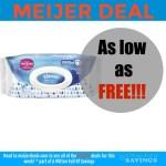 Meijer: Grab Kleenex Wet Wipes for as low as FREE!!