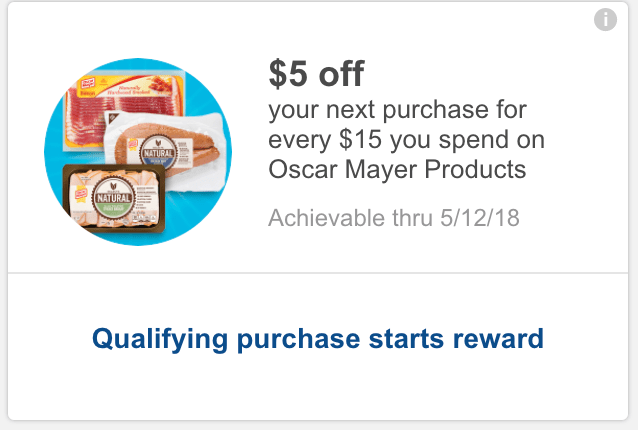 image regarding Meijer Printable Coupons titled Meijer: Fresh new Uncommon Coupon offer upon Oscar Mayer Bacon - A Mitten
