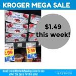 Kraft Philadelphia Cheesecake Cups $1.49 Kroger MEGA Sale