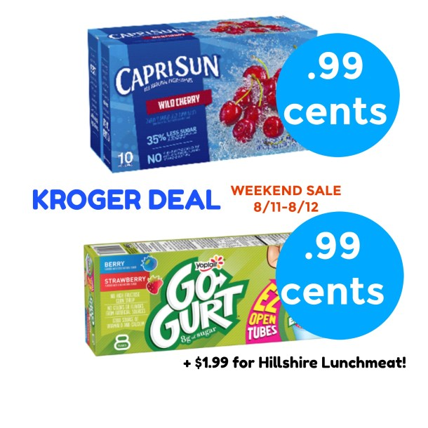 Kroger 2 Day sale