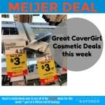 Meijer: CoverGirl Cosmetic Deals this week