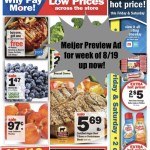 Meijer Preview 8/19/2018