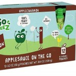 Amazon Deal: 12ct. GoGo squeeZ Applesauce on the Go $4.94