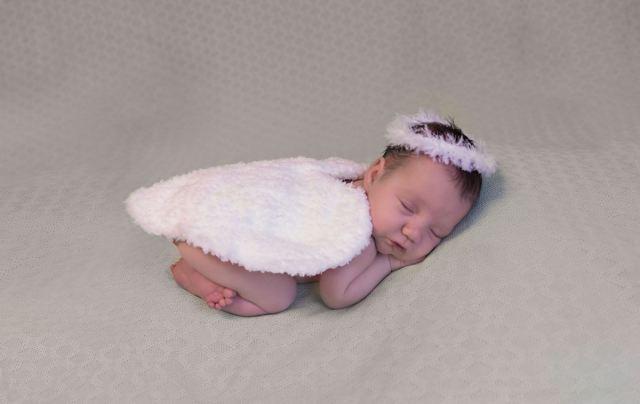 Free Newborn Angel Wings And Halo Crochet Pattern Amk Crochet