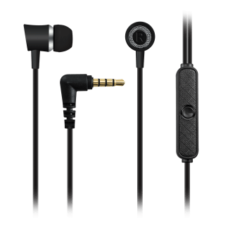wired earphones by amkette