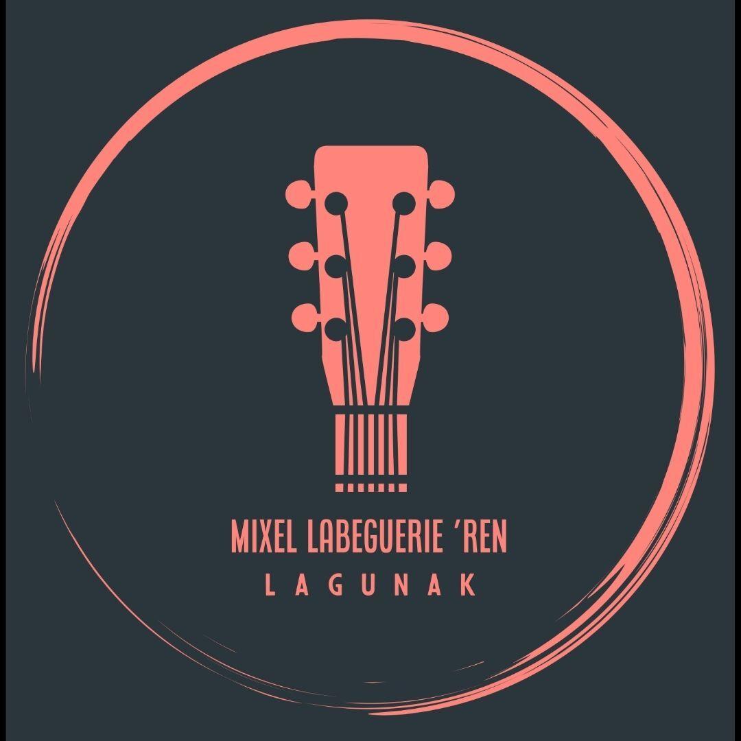 Logo Mixel Labeguerie'ren Lagunak carré
