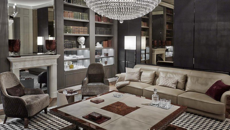 Bentley Home Collection 2015  American Luxury