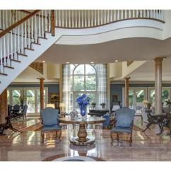 Chair Covers Rental Velvet Side Fox News Host Judge Jeanine Pirro Lists Westchester County Mansion For $5m | American Luxury