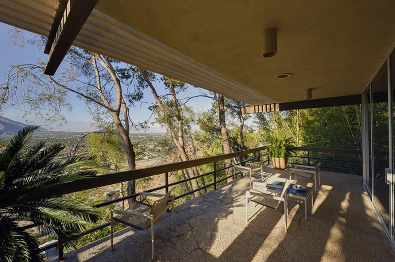 Steve McQueens Former Mid Century Modern In Palm Springs