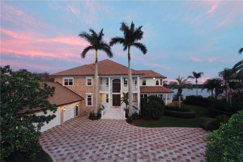 F1 Legend Nigel Mansell Puts Florida Home on the Market