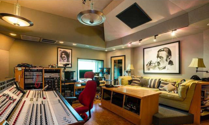 LA Compound Formerly Owned by Frank Zappa Hits the