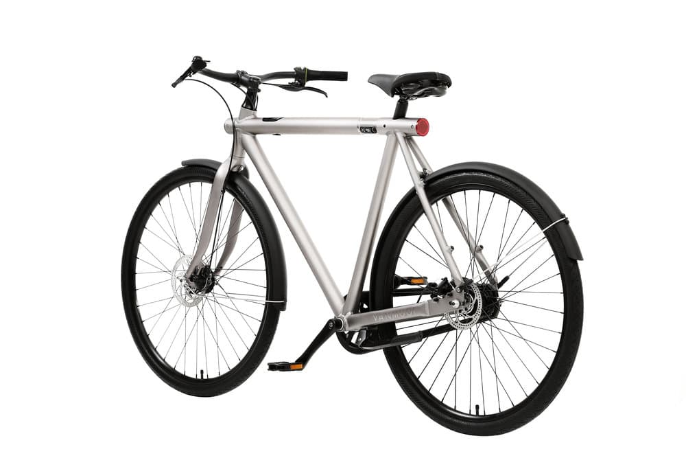 VanMoof SmartBike Features Touchscreen, Bluetooth Lock