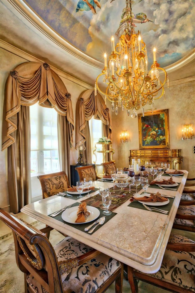 President Donald Trumps 11Bedroom Estate in St Martin Lists for 28M  American Luxury