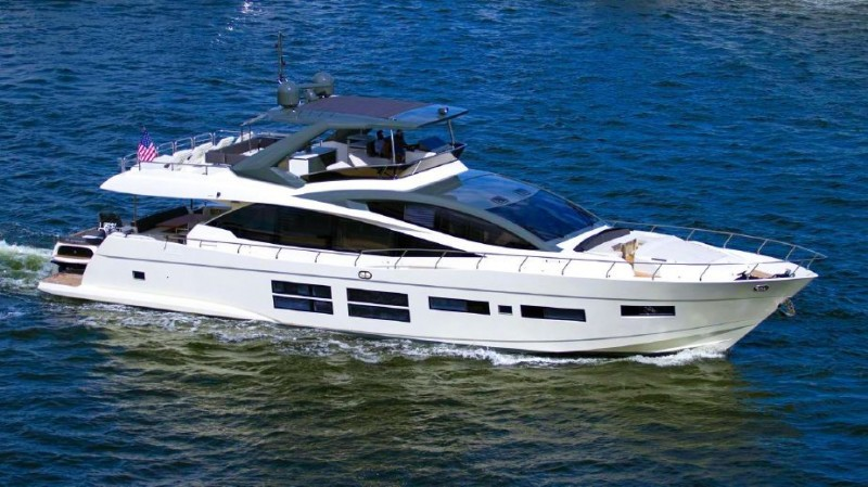 This 3M 80 Foot Beauty Is The Newest Pre Owned Astondoa GLX Motor Yacht On The Market