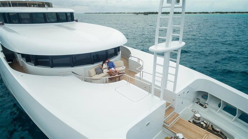 For Sale At 33M The Recently Refit 180 Foot Sovereign