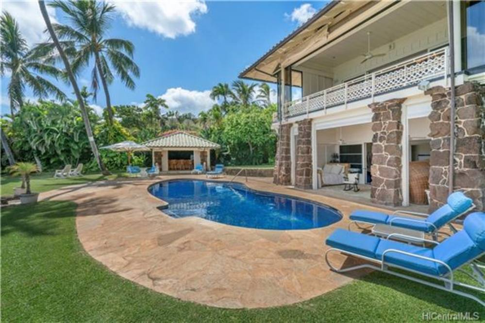 Late Actor Jim Nabors Hawaii Home Listed for Sale for 14