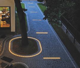 Illuminazione strisce led e profili allumino  Amlux Srl