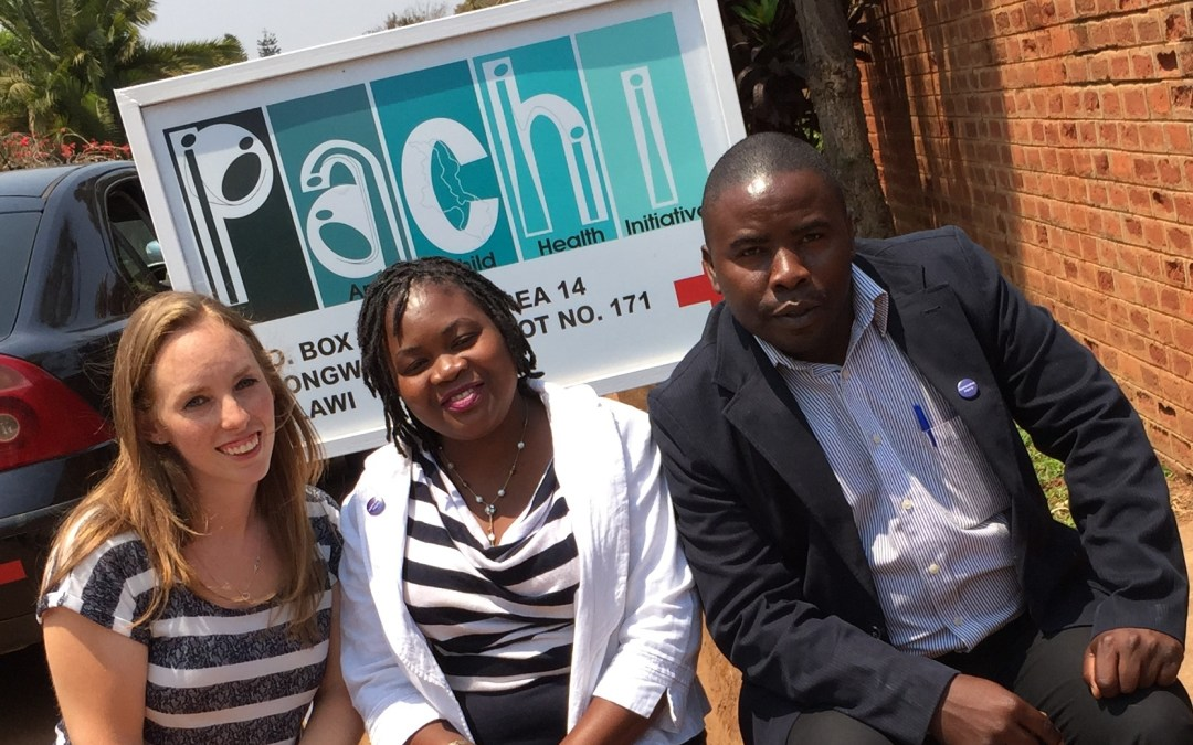 Improving the quality of maternity care in Malawi