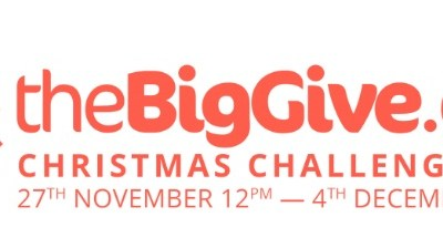 It's Back! The Big Give Christmas Challenge 2018, our biggest yet!