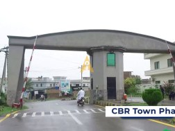 CBR Town Phase 1