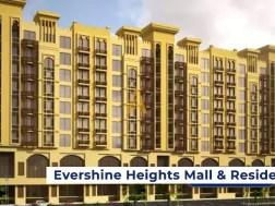 Evershine Heights Mall & Residency