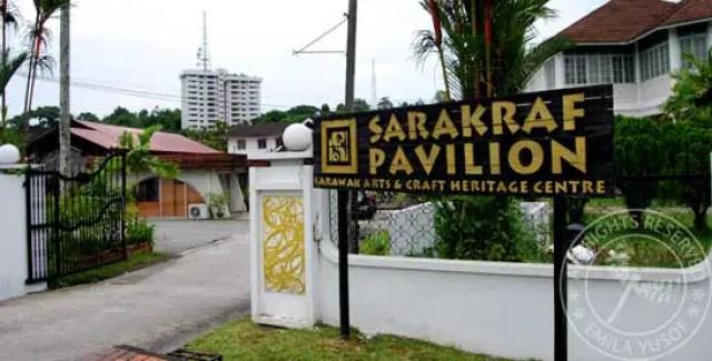 tempat bersejarah di sarawak