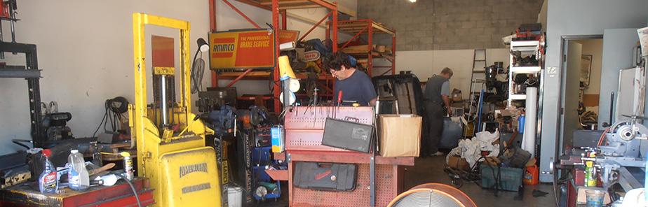 AMMCO Brake Lathe Service and Repair
