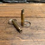 Handmade 5.56 / 223 bullet cigar punch