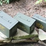 Empty Ammo Cans