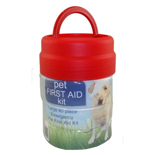 lixit pet first aid kit via ammo the dachshund