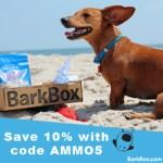 Barkbox Summer Ad Save 10% OFF!
