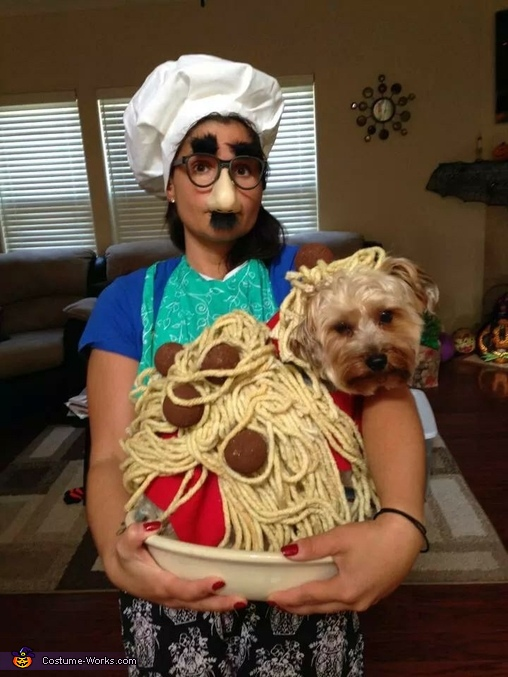 10 Awesome Handmade Pet Costumes