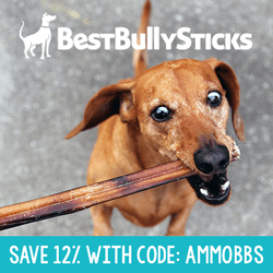 Ammo Best Bully Sticks Ad