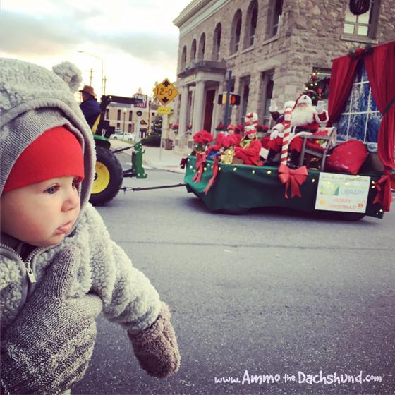 Holiday Christmas Parade